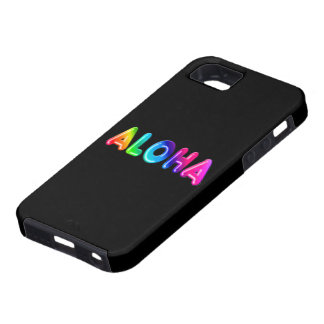 Aloha iPhone SE/5/5s Case