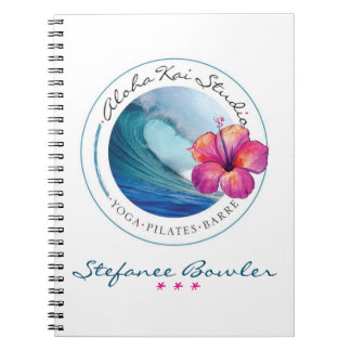 Aloha Kai Studio  Notebook