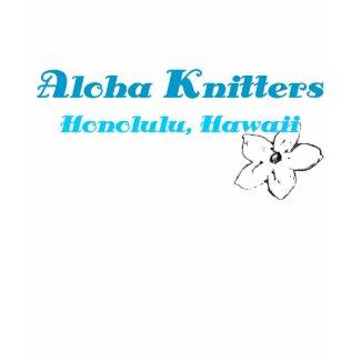 Aloha Knitters Ringer T-shirt shirt