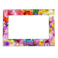 Aloha! Magnetic Picture Frame
