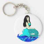 Aloha Mermaid  key chain
