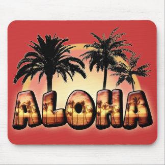Aloha Mouse Pad