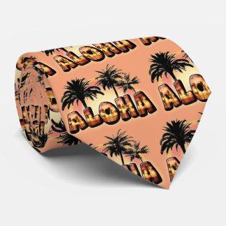 Aloha Neck Tie