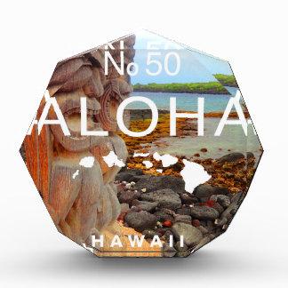 Aloha No 50 Tiki Award