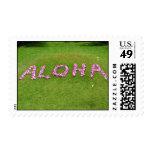 Aloha of Leis Postage Stamp