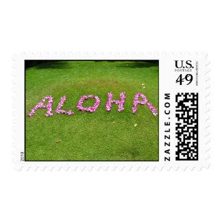 Aloha of Leis Stamp