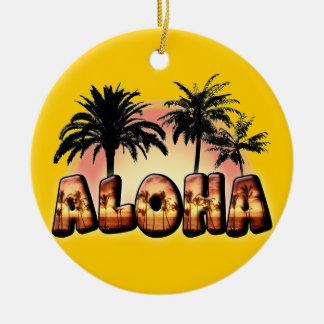 Aloha Ornaments