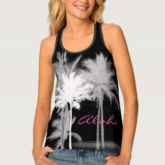 Aloha Palm Trees Tank Top