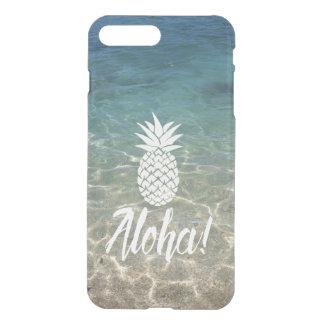 Aloha Pineapple Tropical Beach iPhone 7 Plus Case