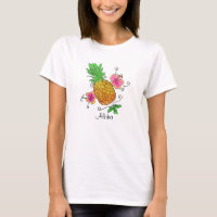 Aloha Pineapple | Women's Shirt