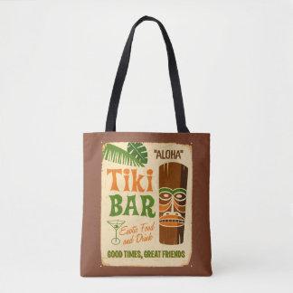 Aloha Poster Tote Bag
