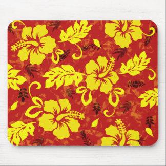 Aloha Print Mousepad