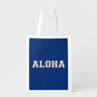 Aloha Reusable Grocery Bag
