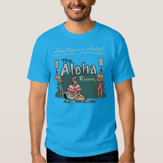 Aloha Room (Front and Back) T-Shirt