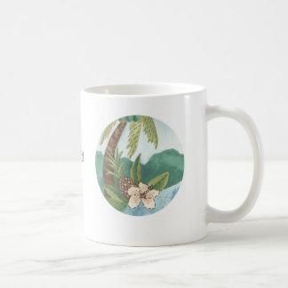 aloha sea turtle mug