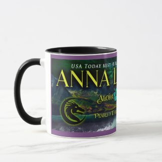 Aloha Shifters - Rebel Dragon mug! Mug