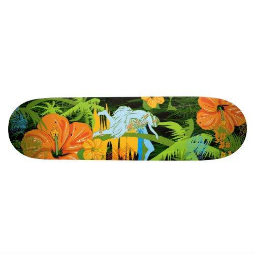 ALOHA SKATEBOARD skateboard