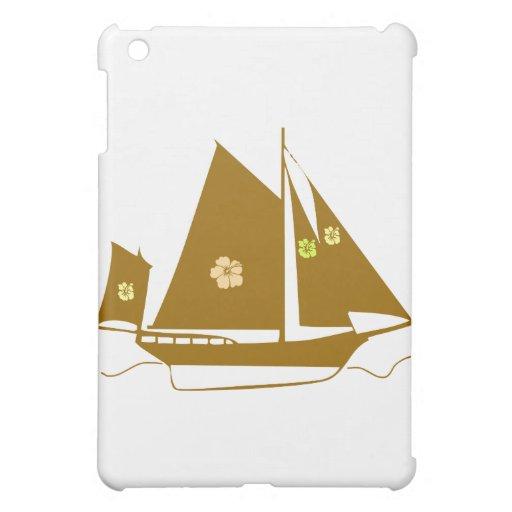 Aloha Souvenir Yacht iPad Mini Cases
