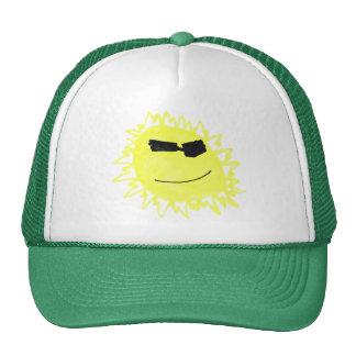 ALOHA SUNSHINE! (Duck Style Trucker) Trucker Hat