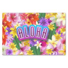 Aloha! Tissue Paper