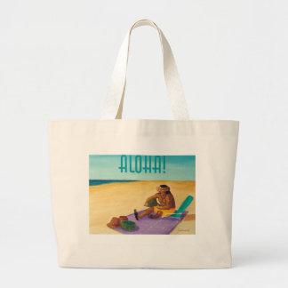 Aloha! Tote Bags