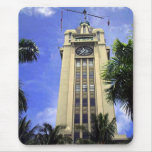 Aloha Tower Hawaiian Mousepad Mouse Pad