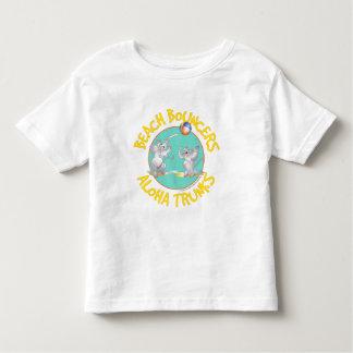 Aloha Trunks Beach Bouncers Toddler T-shirt