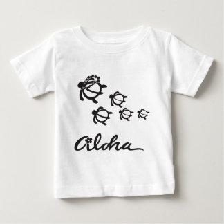 Aloha turtle 2.png baby T-Shirt