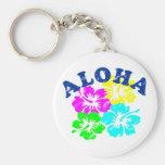 Aloha Vintage Keychain