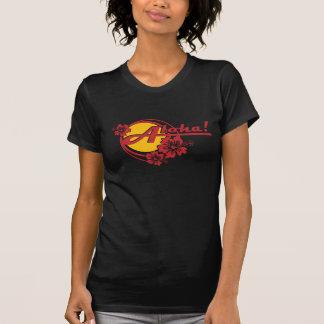 Aloha Womens T-Shirt