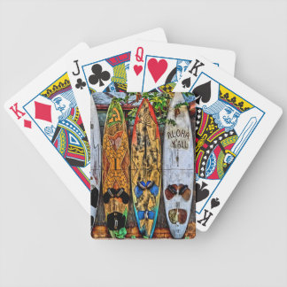 Aloha Y'All Playing Cards