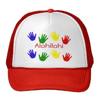 Alohilohi Trucker Hat