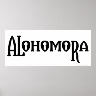Alohomora Print