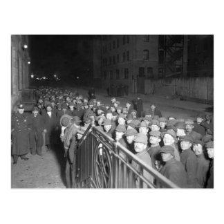 Alojamiento del Municipal de Nueva York 1900s tem Postales