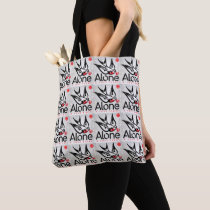 Alone: A Love Story Shoulder Tote