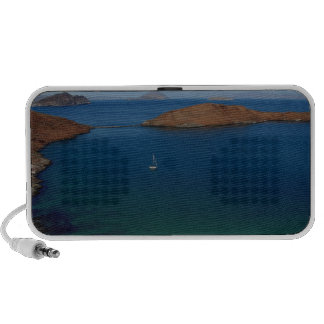 Alone at Anchor Laptop Speakers