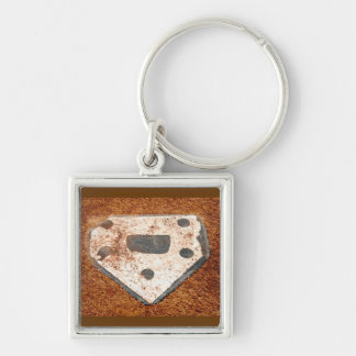 alone at home keychain