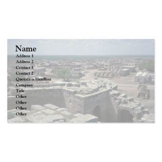 Alone City Business Card