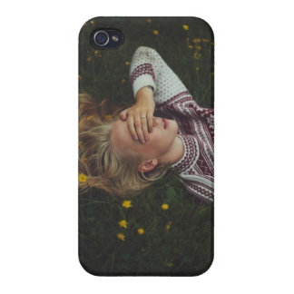 Alone in my thoughts iPhone 4/4S cases