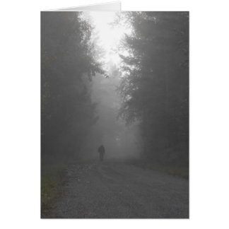 Alone in the Fog SFF* CARD