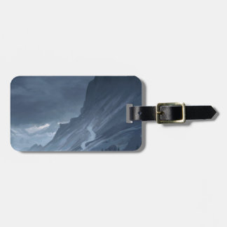 Alone In The Name Of Science Luggage Tag