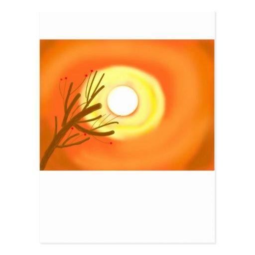 alone-in-the-sun 1 postcard
