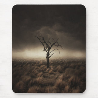 Alone Mouse Pad