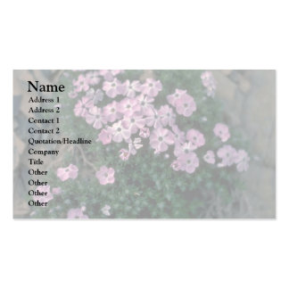 Alone Plant Business Card Templates