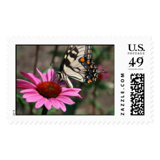 Alone Time Postage Stamp