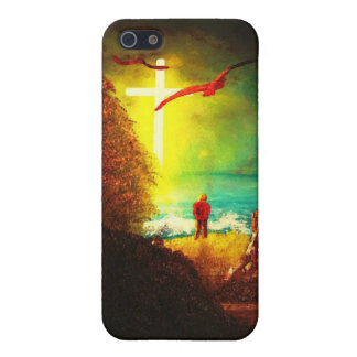 Alone with God Iphone case