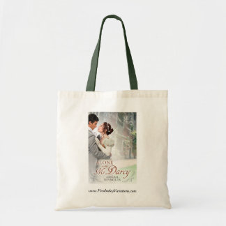 Alone with Mr. Darcy tote bag