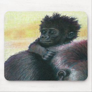 Along For the Ride Mouse Pad
