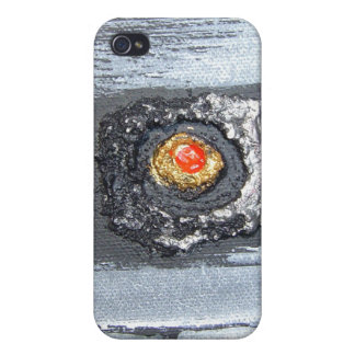 along ravens garden detail iPhone 4 covers