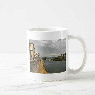 Along the Arno Coffee Mug